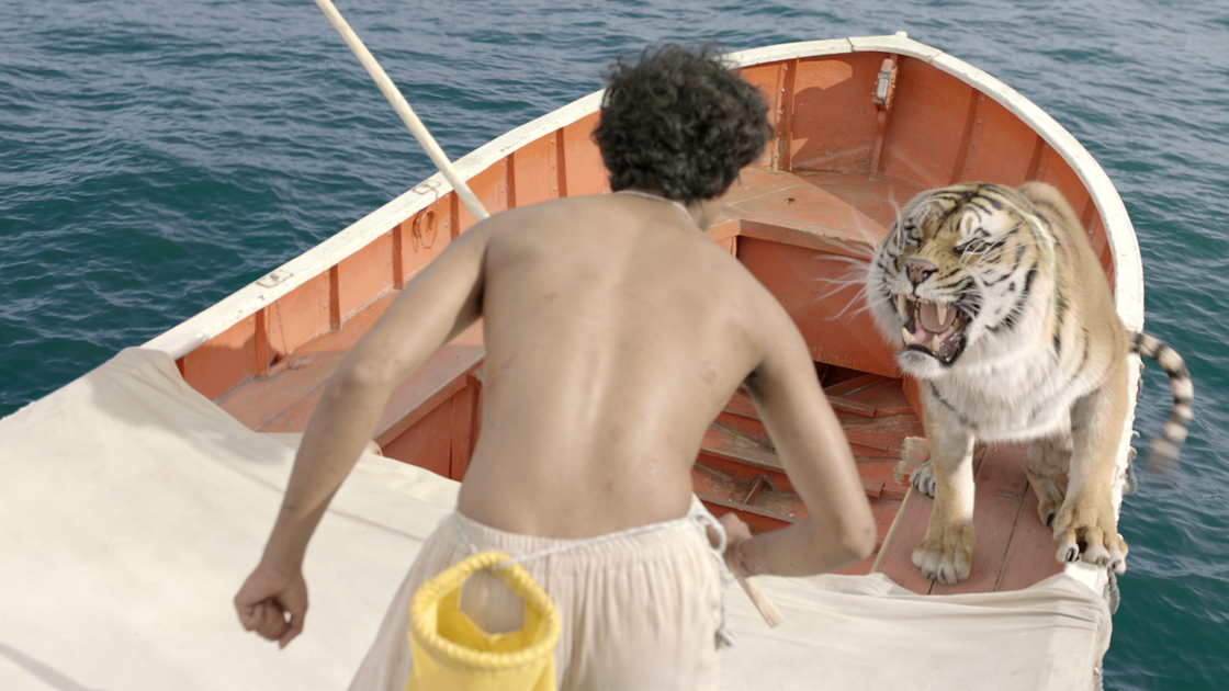 Life of Pi won an Oscar for Best Visual Effects, but the studio that helped bring to life the tiger Richard Parker is now facing bankruptcy in a increasingly volatile industry. AP via Twentieth Century Fox