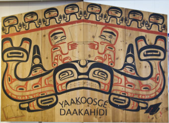 Yaakoosge Daakahidi is an alternative high school in Juneau.