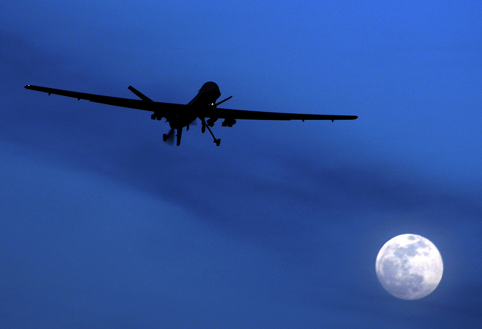Don't deny you have documents about drones, court tells the CIA. Kirsty Wigglesworth/AP