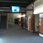 Bill Ray Center interior