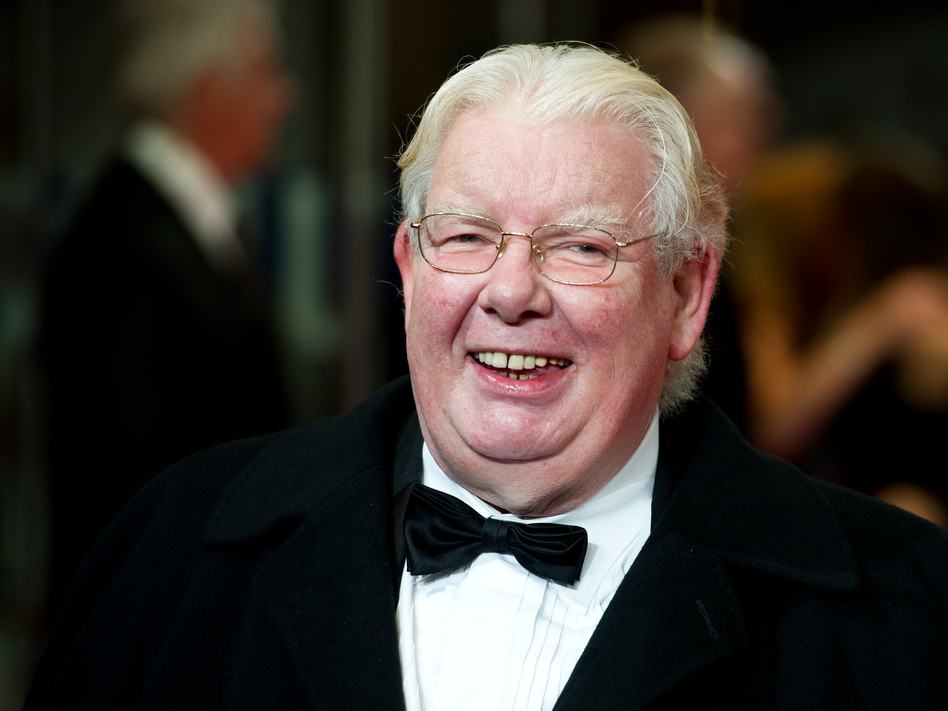 Actor Richard Griffiths in 2011. Ian Gavan/Getty Images