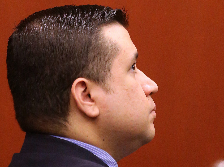 George Zimmerman at a court hearing in Sanford, Fla., on Feb. 5. Pool/Getty Images