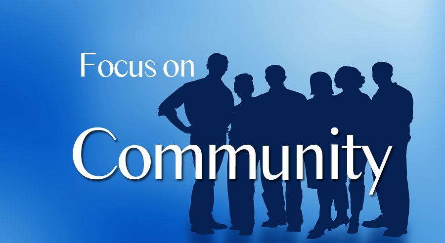 Focus on Community
