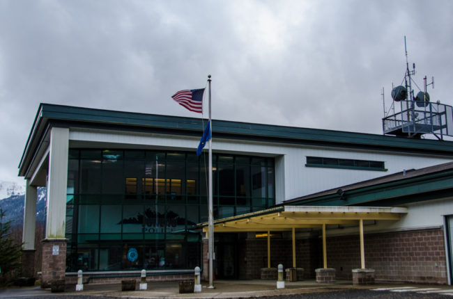 The Juneau Police Department