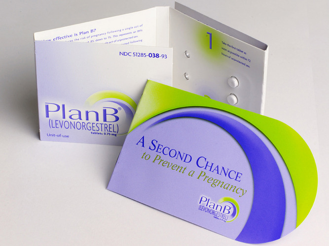 Plan B is one of two emergency contraceptives available in the U.S. UPI/Landov