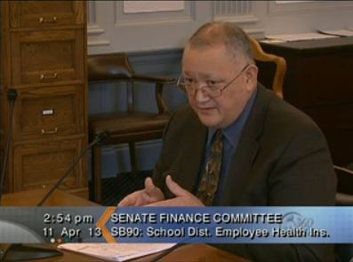 Carl Rose, Executive Director of the Alaska Association of School Boards, testified in favor of the bill