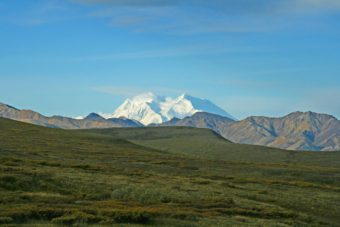 Denali. (Public Domain photo by David Mark/Pixabay)
