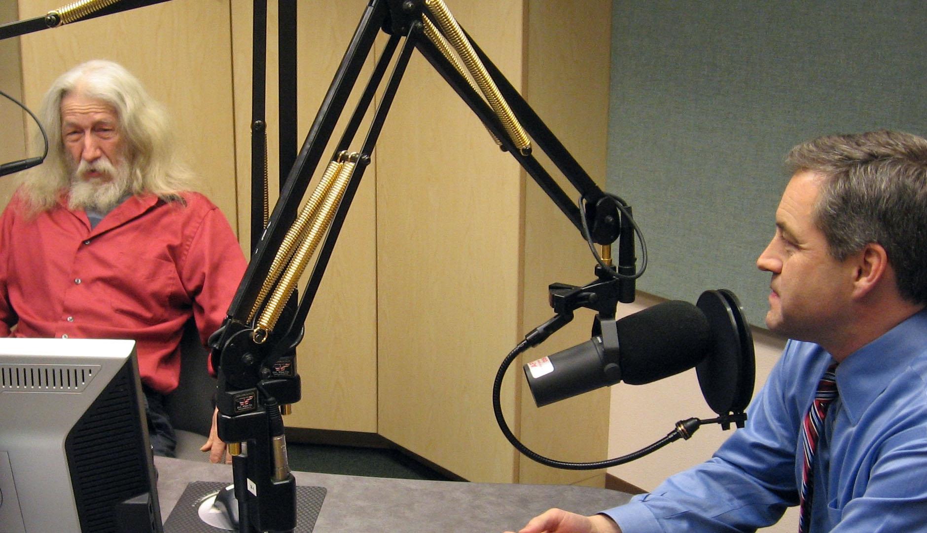 Steve Heimel interviews Gov. Sean Parnell on Talk of Alaska