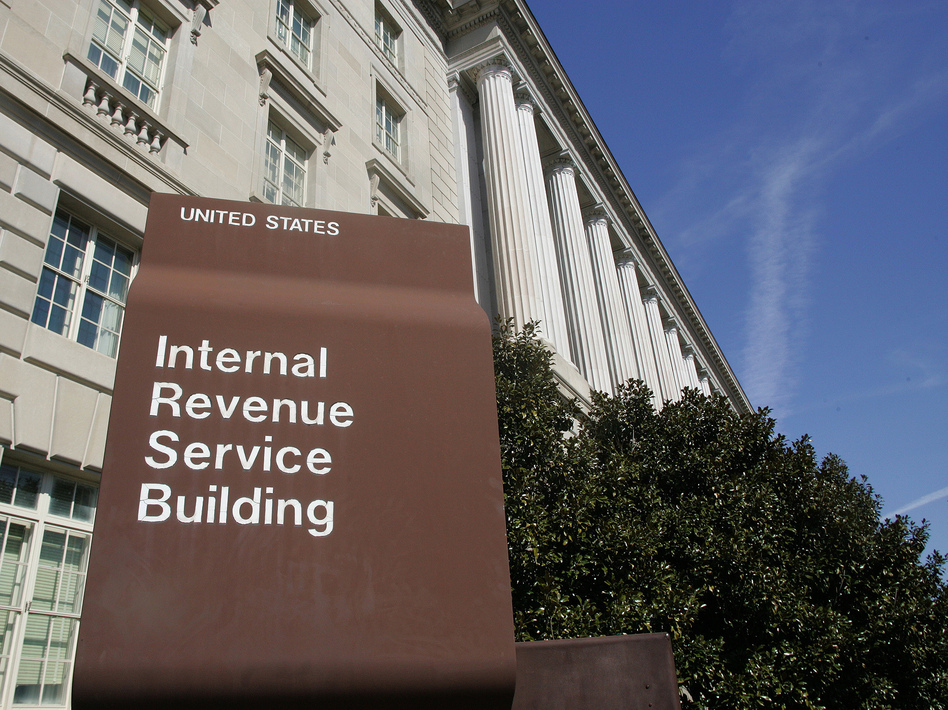 IRS headquarters.