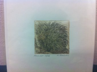 MICHELLE MORRELL ETCHING 2