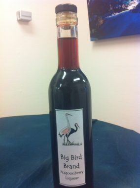 24  Big Bird Nagoonberry Liqueur