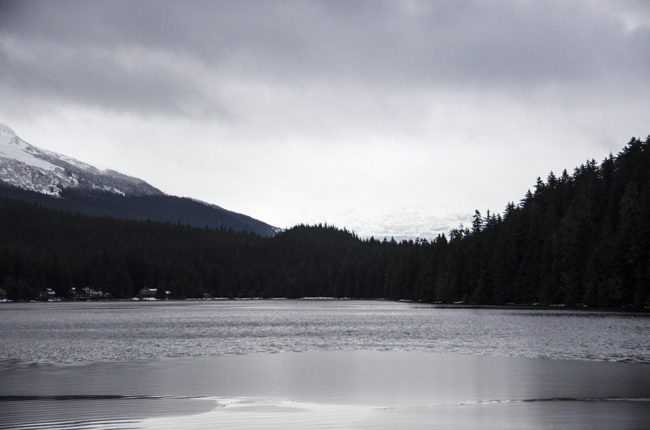 The ice has cleared from Auke Lake and boating season is soon to start.