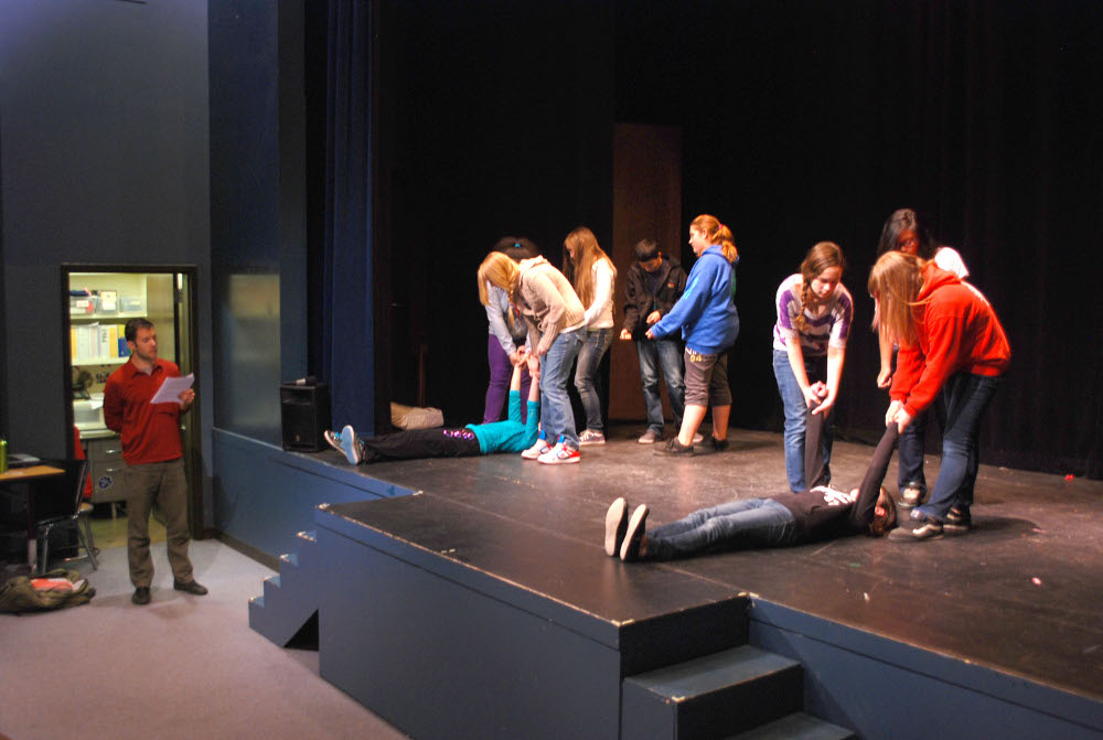 Kodiak student theater