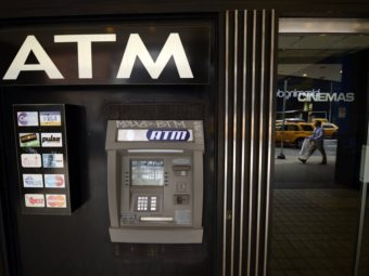 This week's massive cyber-heist was facilitated by the ease with which criminals have learned to hack the magnetic stripe on the back of ATM, debit and credit cards. Timothy A. Clary/AFP/Getty Images