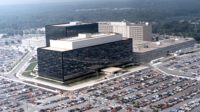 The National Security Agency's headquarters in Fort Meade, Md. NSA/Reuters /Landov