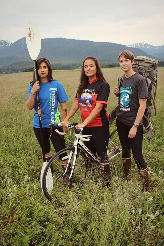 Juneau women Christina Vasquez, AJ Peters and Jill Weitz are competing for your vote in the Outside Magazine Adventure Grant Competition.