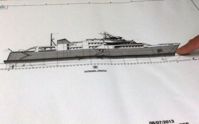 Public Invited To Comment On New Ferry Design