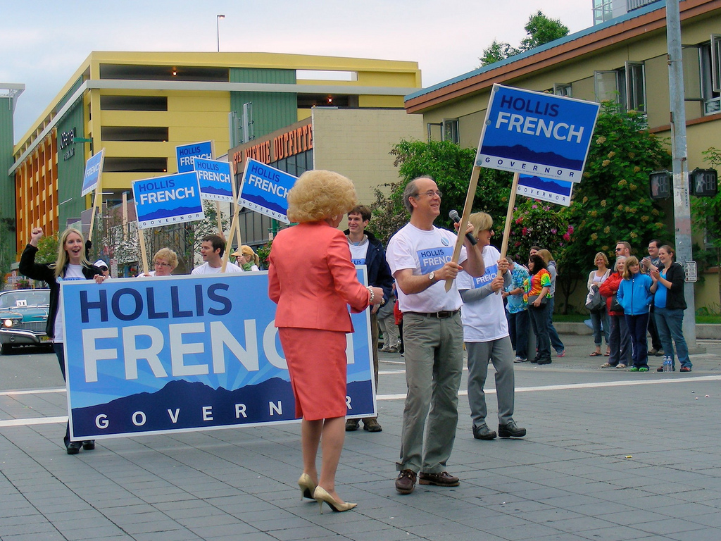 Hollis French previously ran for governor in 2010.