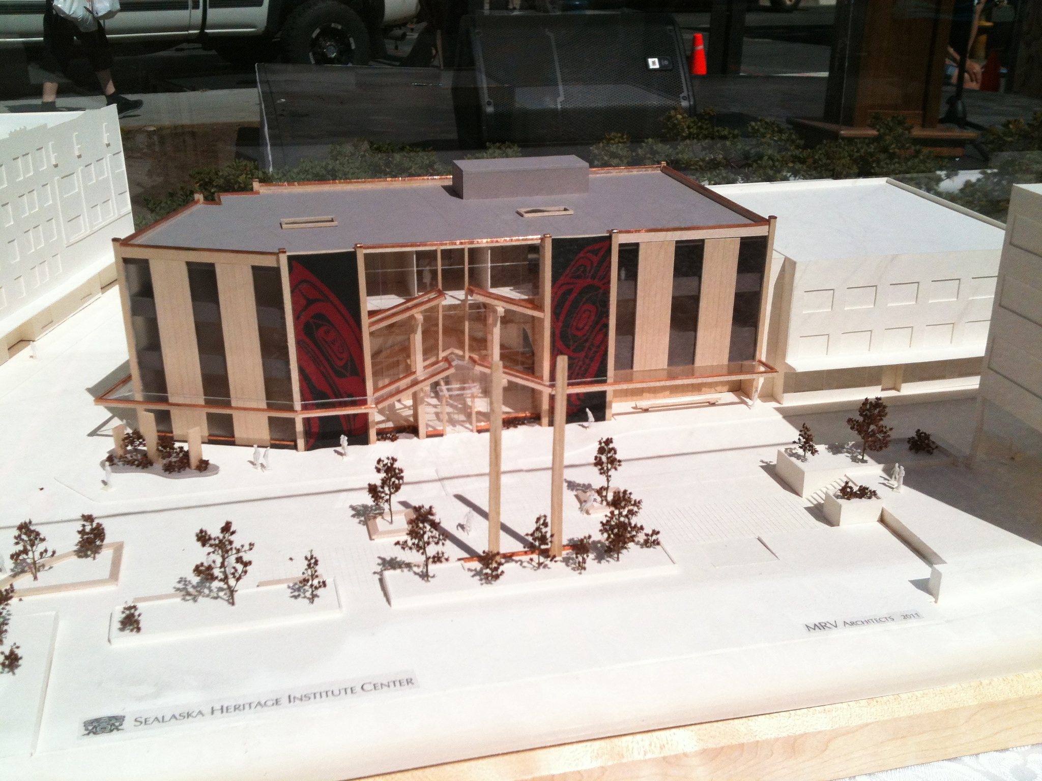 Walter Soboleff Center model