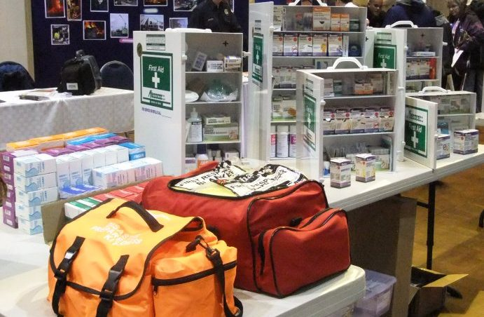 Preparedness expo first aid