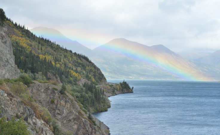 Rainbow After the Klondike