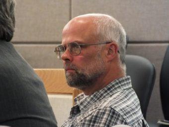 Petersburg Mayor Mark Jensen