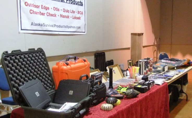 Preparedness Expo survival gear