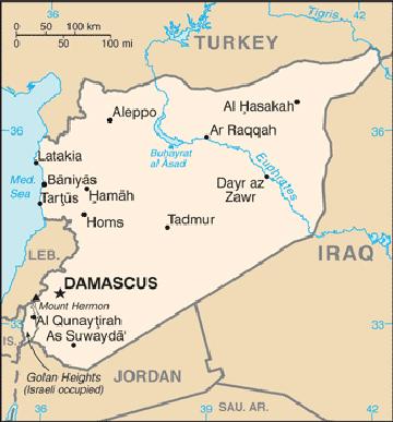 Syria-CIA World Factbook (2)
