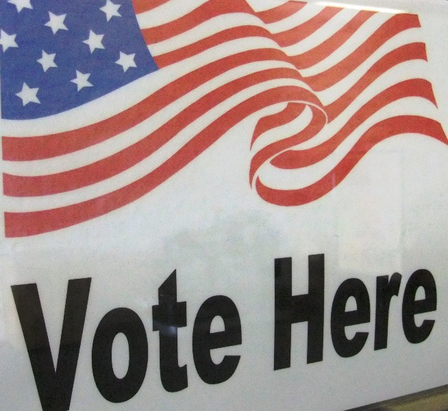 Absentee and early voting is still available on Monday at city hall downtown and the Mendenhall Mall in the valley.