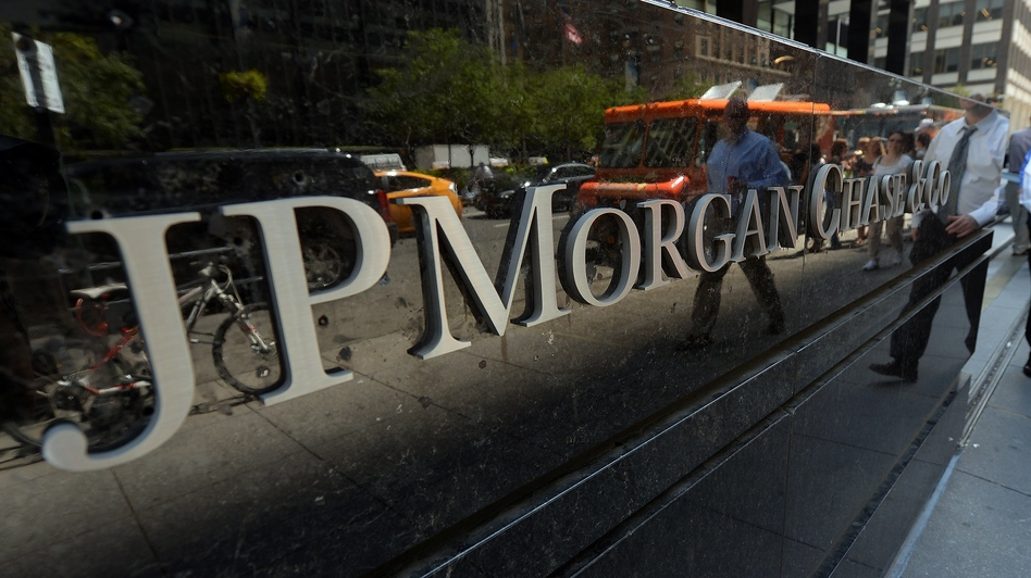 JP Morgan Chase & Company headquarters in New York. Emmanuel Dunand /AFP/Getty Images