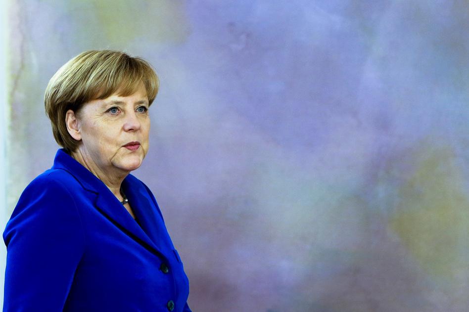 German Chancellor Angela Merkel. Markus Schreiber/AP