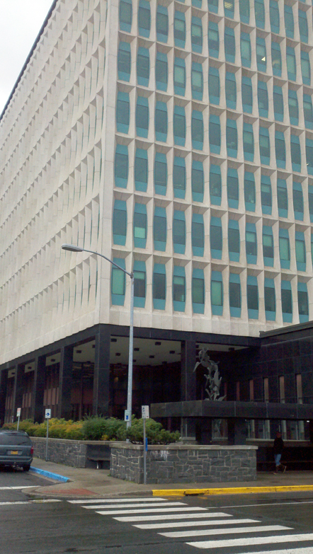 All post offices remain open, including the office in Juneau's downtown federal building. Many of the U.S. government offices in the federal building will be partially or completely shut down and employees furloughed until Congress passes a budget.