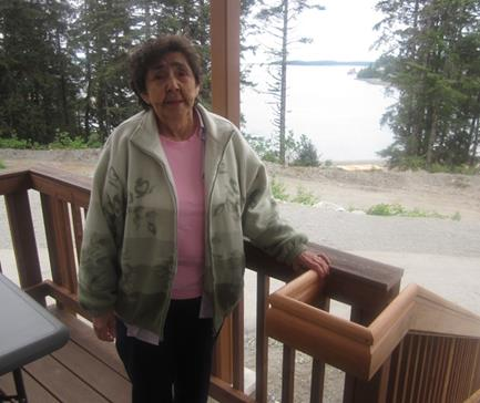 Marge Adams Yakutat Senior Center