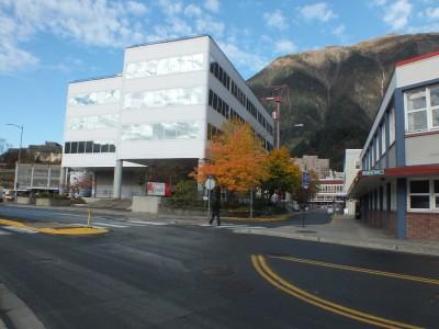 Sealaska Plaza building