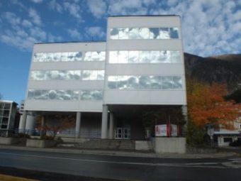 Sealaska Plaza pellet boiler