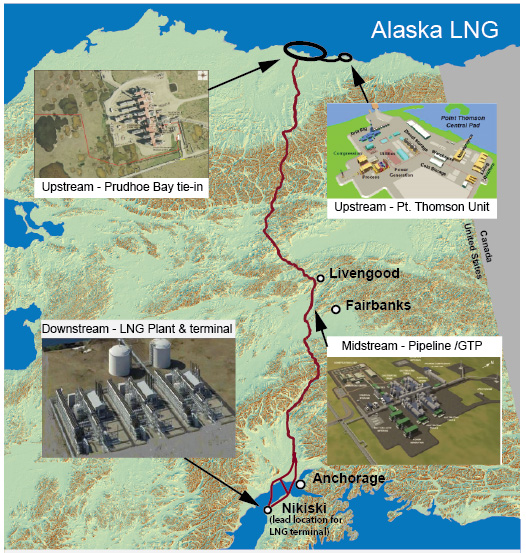 LNG pipeline plan suggests state ownership stake