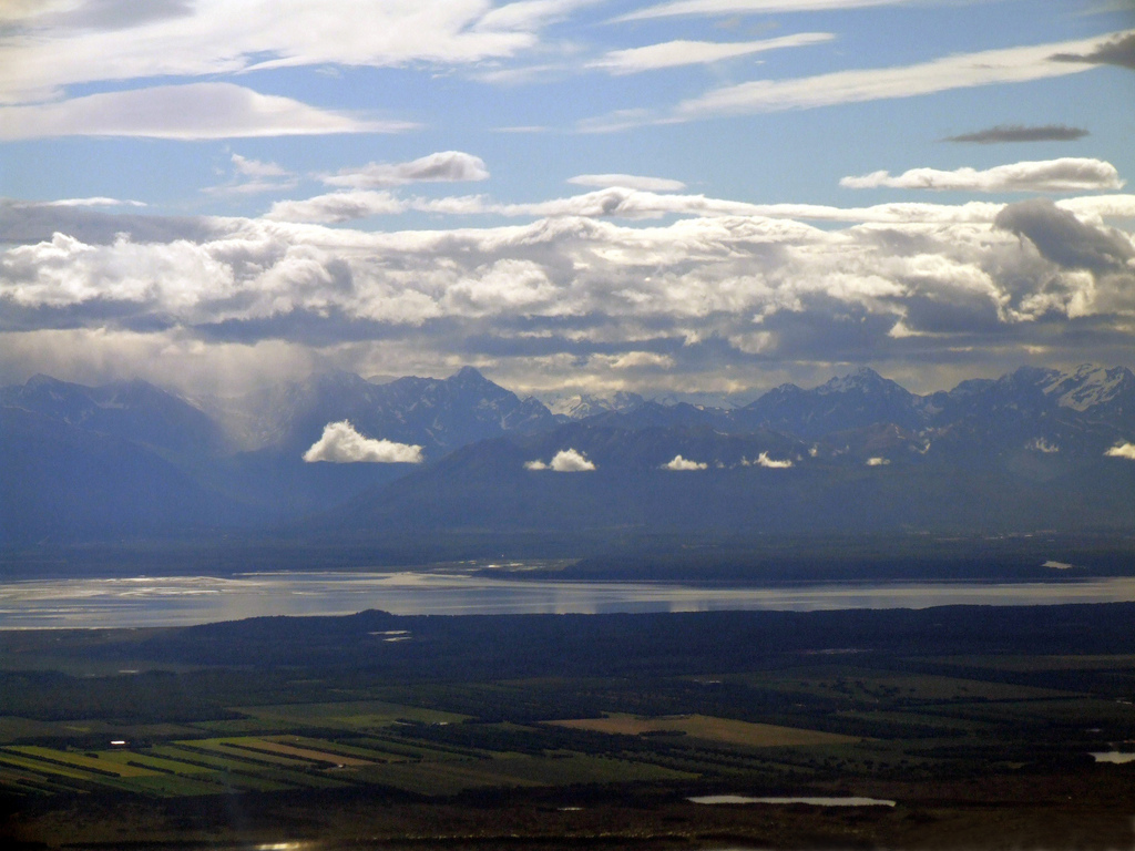 Knik Arm (Photo by Travis S.)