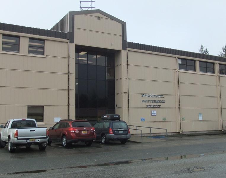 Mendenhall treatment plant