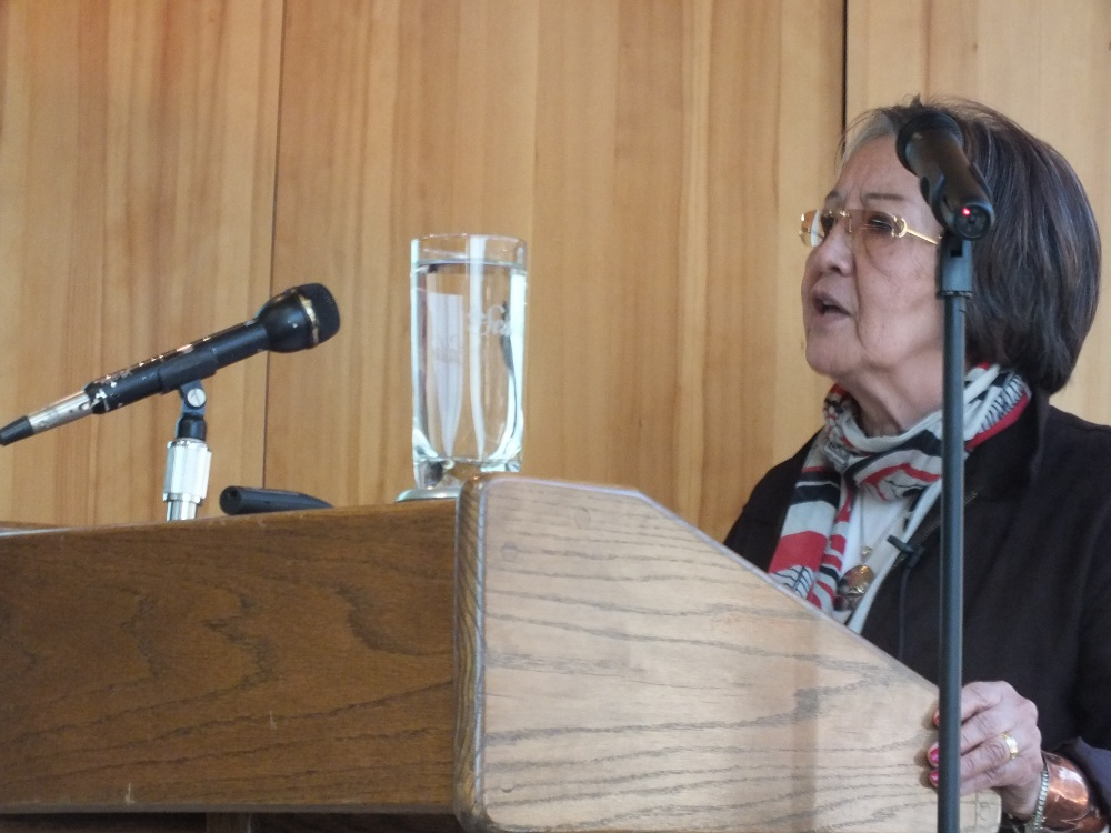 Rosita Worl SHI lecture series shamanism