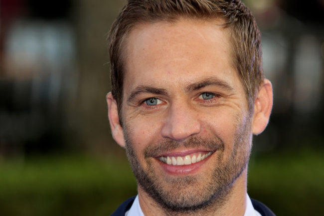 Actor Paul Walker attends the World Premiere of 'Fast & Furious 6' in London, England. Tim P. Whitby/Getty Images