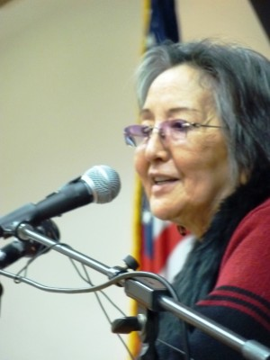 Rosita Worl is president of the Sealaska Heritage Institute, which offers scholarships to shareholder descendants.