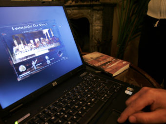 The NSA can reportedly monitor what's going on with 100,000 computers around the world. Gregorio Borgia /AP