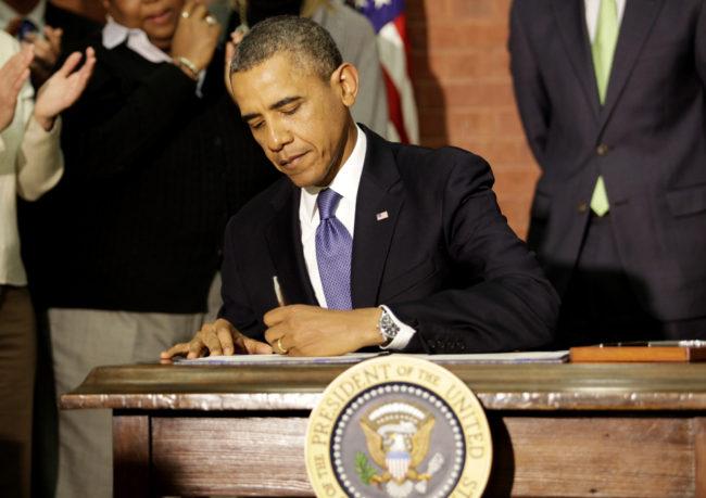 President Barack Obama. Getty Images