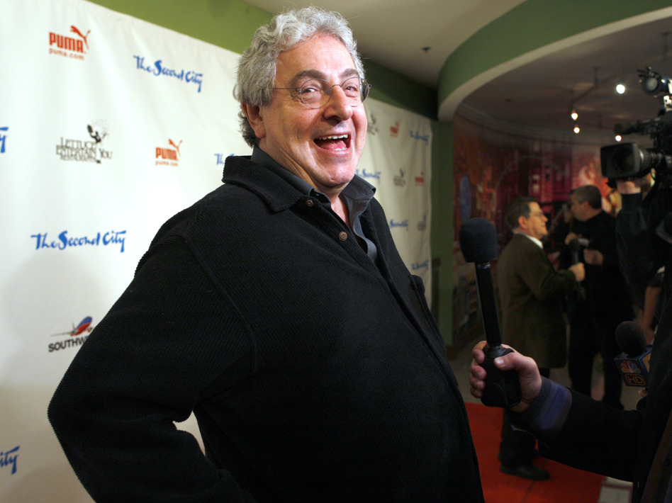 Harold Ramis in 2009. He died Monday. Jim Prisching/AP