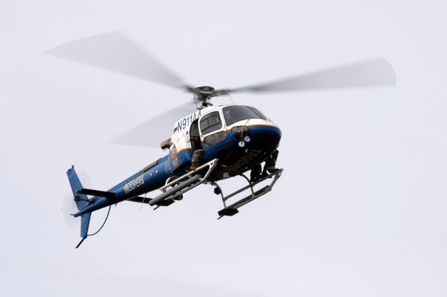 Helo 1 (Photo courtesy Alaska State Troopers)