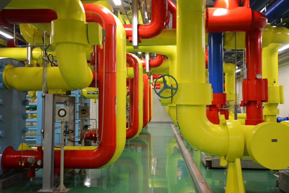 A Google data center in Changhua, Taiwan. Sam Yeh/AFP/Getty Images
