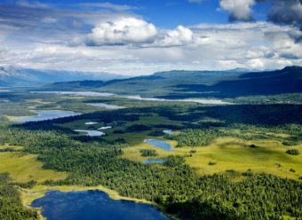 Sen. Murkowski says the new rule would have a large impact on Alaska's abundant wetlands. (Photo via Pixabay)