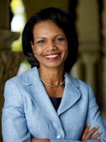 Condoleeza Rice.
