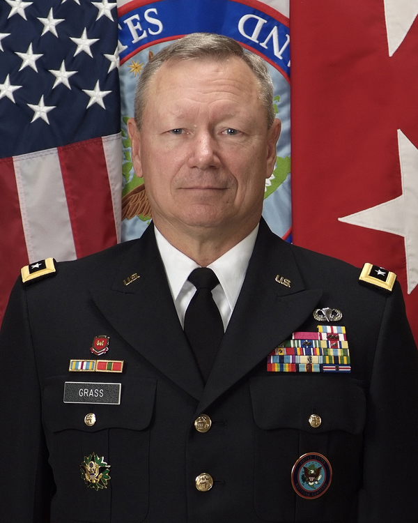 Gen. Frank Grass (Photo courtesy U.S. National Guard)