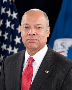 Homeland Security Secretary Jeh Johnson. (Photo courtesy DHS)